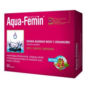 Aqua-Femin suplement do walki z cellulitem