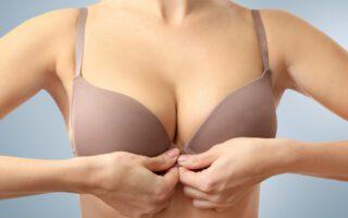 biust powiększony kwasem hialuronowym