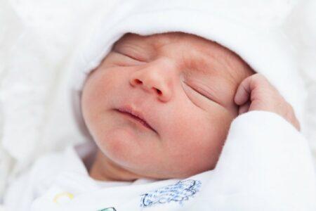 trądzik niemowlęcy